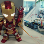 Iron Man Figure Remote Controller