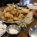 미친닭(米親鷄)-쌀로 만들어 더 바삭한 치킨