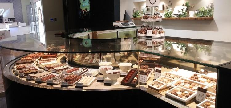 초콜렛 카페 Laderach