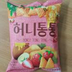 허니 통통 딸기맛!