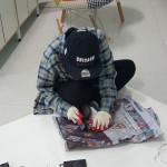 092 콘크리트 조명 만들기 – 제작